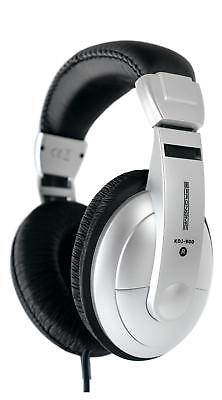 DJ HiFi Bügel Kopfhörer Ohrhörer Headphones MP3 Player Keyboard E-Drum Over Ear