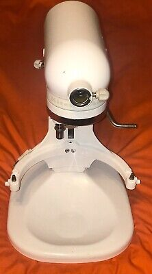 KITCHENAID KSM5PSWW LIFT-BOWL PROFESSIONAL HEAVY DUTY STAND MIXER MOTOR ONLY