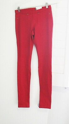 Denim Leggings Jester Red U13360H Sz S - NWT (Jester Leggings)