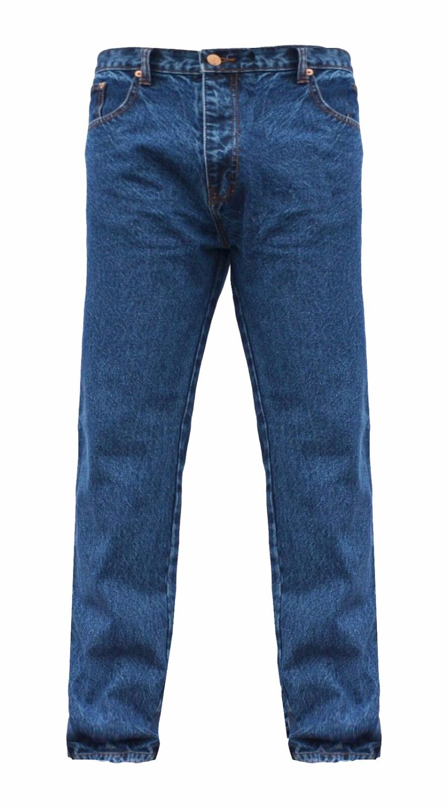 100% COTTON MENS WEARING EURO DENIM BASIC REGULAR STRAIGHT CLASSIC FIT JEANS
