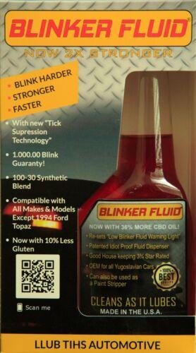 BLINKER FLUID by LLUB TIHS AUTOMOTIVE
