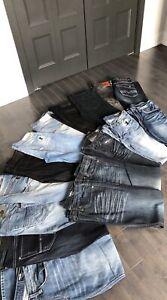 Jeans homme BUFFALO et autres