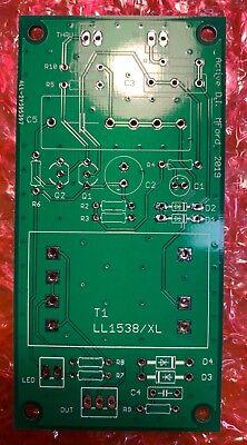 Active Direct Box PCB for Pro Audio Analog Recording D.I. Guitar Bass DIY DI