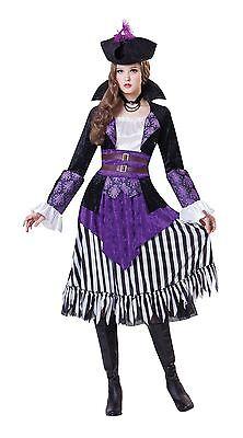 Piraten-Königin, Frauen Kostüm #DE