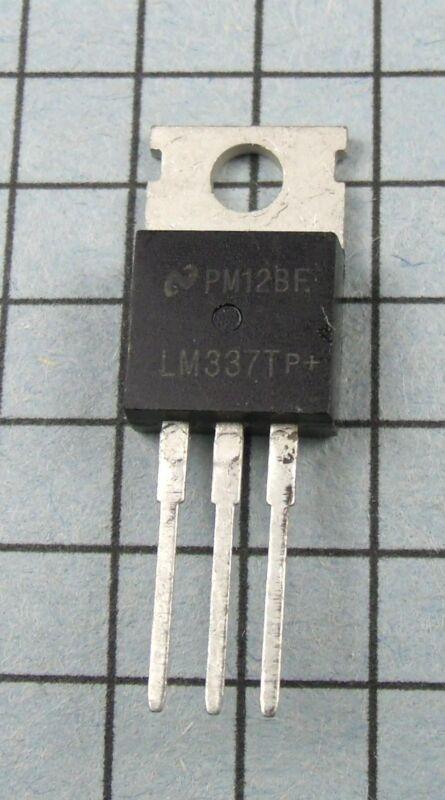 LM337T Negative Adjustable Regulator : 10pcs per Lot