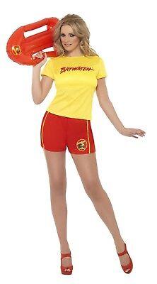 IAL SMIFFY 32831 Baywatch Lifeguard Strand TV Karneval Damen Kostüm Lizenz