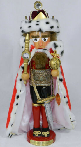 Steinbach Nutcracker Good King Wenceslaus Club Member Piece #1 Limited Edition