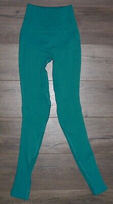 Women's LULULEMON Zone In Tight Yoga Compression Seamless High Rise Leggings 2
