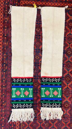 Hopi Ceremonial Kachina Dance Sash
