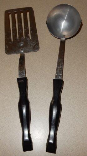Cutco Ladle & Spatula Damaged Handle