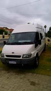 Ford Transit 2001 Van/Campervan Conversion Automatic