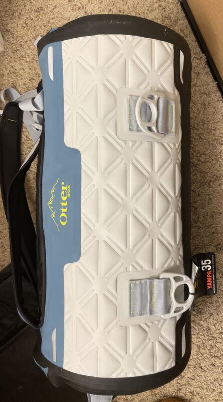 Otter box Yampa 35L DUFFLE/Backpack Waterproof Sealed Seams Blue-Black