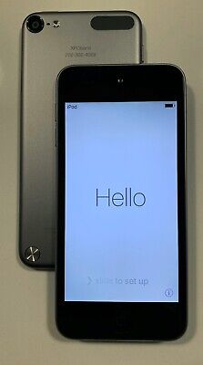 NEW Apple iPod Touch Open Box. 5th Gen 16GB with Rear Camera, Space Grey