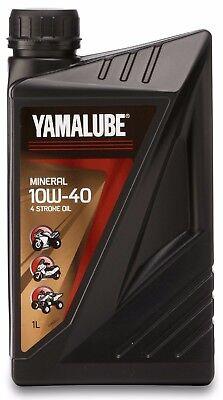 Quad ATV Motorrad Motocross Enduro Yamalube Motoröl Mineral 10W-40 4-Stroke Oil