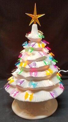 "15"" - Weaver 234 - Ceramic Vintage Christmas Tree- Ready to Paint Ceramic Bisque"
