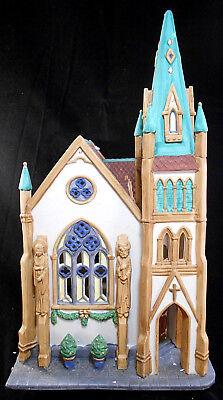 All Saints Corner Church Dept 56 Box 5542-5 Christmas In the City -