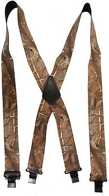REALTREE® CAMO American Made Custom Suspenders 2