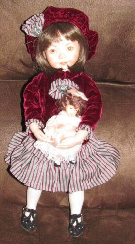 Dianna Effner Porcelain Doll artist doll 15
