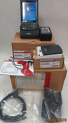 NEW Motorola Symbol Pocket PC Barcode Scanner MC50 MC5040 - PS0DBQEA7WR Set Motorola Pocket Pc