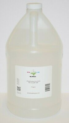 Tex Lab Supply Polyethylene Glycol 600 Peg 600 Nf-fccep-usp 1 Gallon