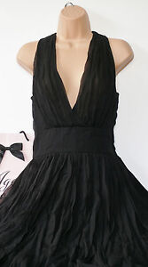 AGENT-PROVOCATEUR-SOIREE-RARE-CHIFFON-ADELAIDE-SLIP-DRESS-SMALL-8-10-BNWT