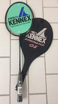 Pro Kennex,Dominator OS,Badmintonschläger, Badminton, Racket, Schläger