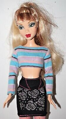 My Scene Delancey Doll Shopping Spree Delancey HTF First Appearance - $14.95