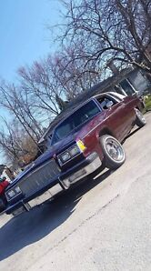 1980 Buick Electra Clean only 74,000 km  - Low rider
