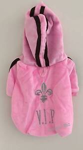 Dog Jumper Pink V.I.P 25cm Kellyville Ridge Blacktown Area Preview