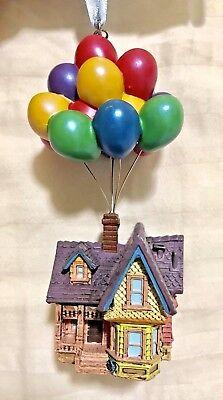 Disney Pixar Up Flying House Balloons Sketchbook Christmas Ornament