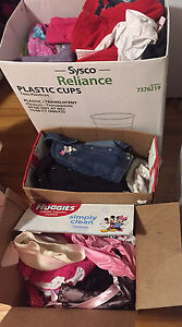 Lot girls clothing 18-24months and 2T