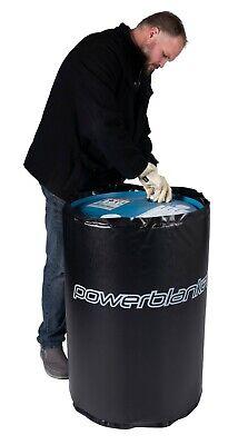 Drum Heater Barrel Heater Powerblanket Bh55rr-120 55 Gallon Drum Heating Blanket