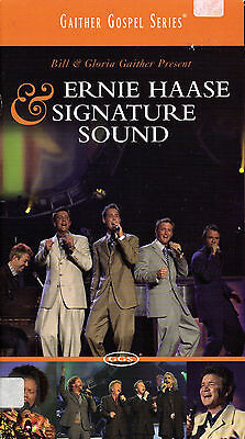 """ERNIE HAASE & SIGNATURE SOUND""...""GAITHER GOSPEL SERIES"".....LIVE CONCERT VIDEO for sale  Las Vegas"
