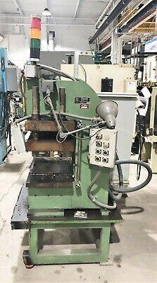 Hydraulic Press For Sale - Gap Frame Hydraulic Press 28 Ton Crestwood C Frame