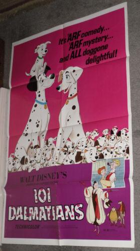 101 DALMATIANS original 1960