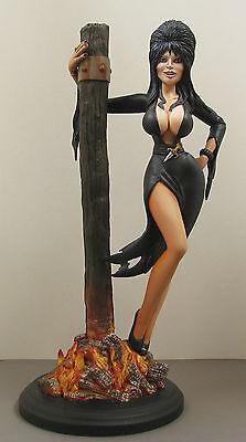 Jimmy Flintstone Pole Dancing Mistress Of The Dark Resin Figure Kit