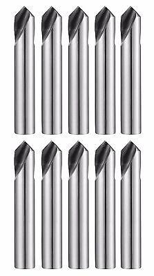 10pcs 38 90 Degree Hssco8 M42 Cobalt Nccnc Spot Drill 0241l Yg-1