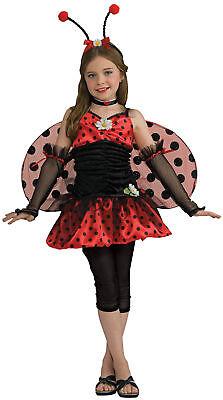 Ladybug Tween Cute Child Girls Fancy Dress Up Costumes - Cute Costumes For Girl Tweens