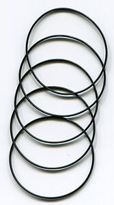 Crystal-retainer-gaskets-For-Rolex-29-337-8-5-Pieces