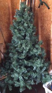 Christmas Tree Used One Day Like New