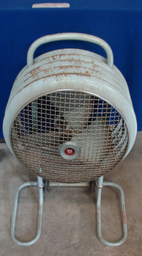 vintage WESTINGHOUSE MOBILAIRE Model MA 4020 ELECTRIC FAN ---- DOES NOT WORK