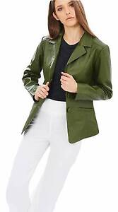 Top Brand Womens Vegan Leather Jackets Sydney City Inner Sydney Preview