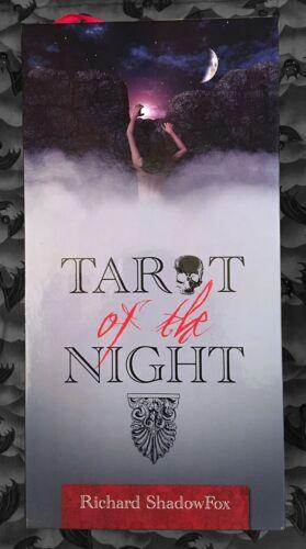 Tarot of the Night - Richard ShadowFox