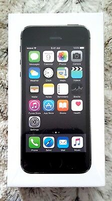 Apple iPhone 5s 16GB Space Gray AT&T Brand New/Factory Sealed + Warranty