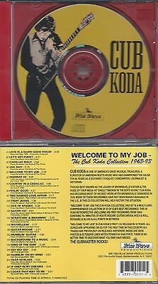 Cub Koda  Of  Brownsville Station Ultimate Cd Collection Out Of  Print Free Ship
