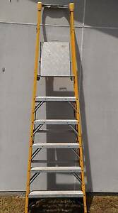 Gorilla platform Ladders 5 Steps $230 each Rothwell Redcliffe Area Preview