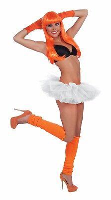 White Tutu Adult Halloween Costume Accessory ](Adult Halloween Tutus)