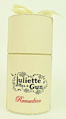 Romantina by Juliette Has A Gun  Perfume  100ml Eau De Parfum EDP Spray
