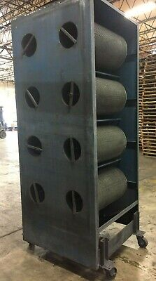 Deimco Md 5400 Powder Coating Booth Spray Booth Recovery Module Collector 3