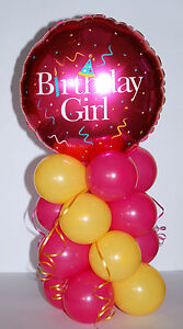 BIRTHDAY-GIRL-FOIL-BALLOON-DISPLAY-TABLE-CENTREPIECE-DECORATIONS-PARTY-TABLEWARE